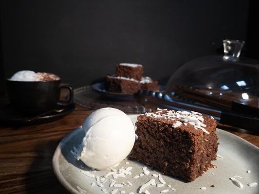 dessert café Léon gaumont
